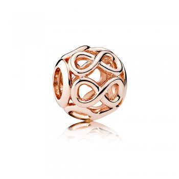 Infinite Shine Charm, PANDORA Rose 781872