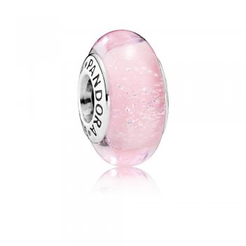 Pandora Disney, Aurora's Signature Color Charm, Murano Glass 791