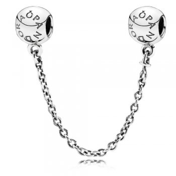 Pandora Logo Safety Chain 791877