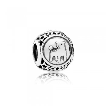 Pandora Taurus Star Sign Charm 791937