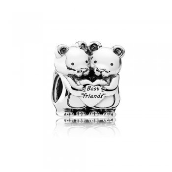 Pandora Teddies Best Friends Charm 792151